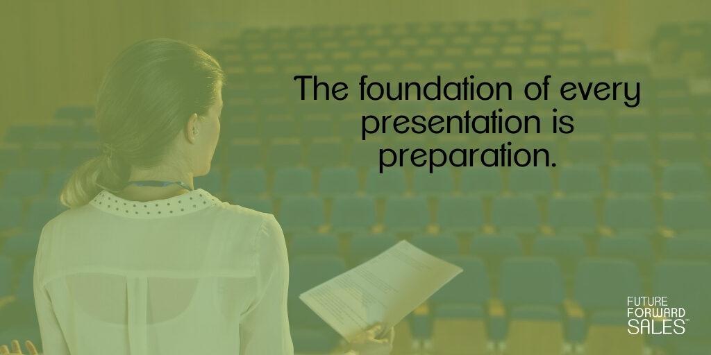 FFS Blog - Presentation - Prepare!