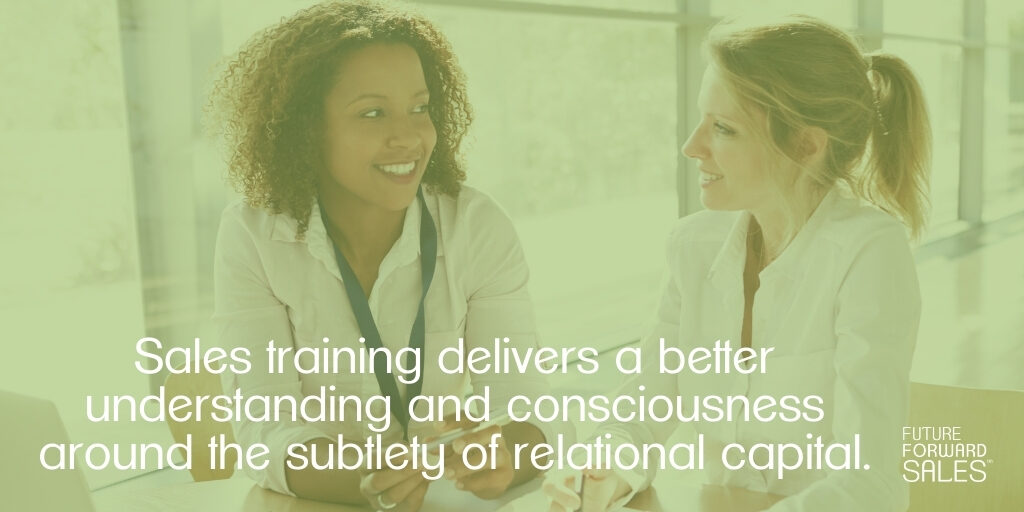 FFS Blog - Women Sales Training 1
