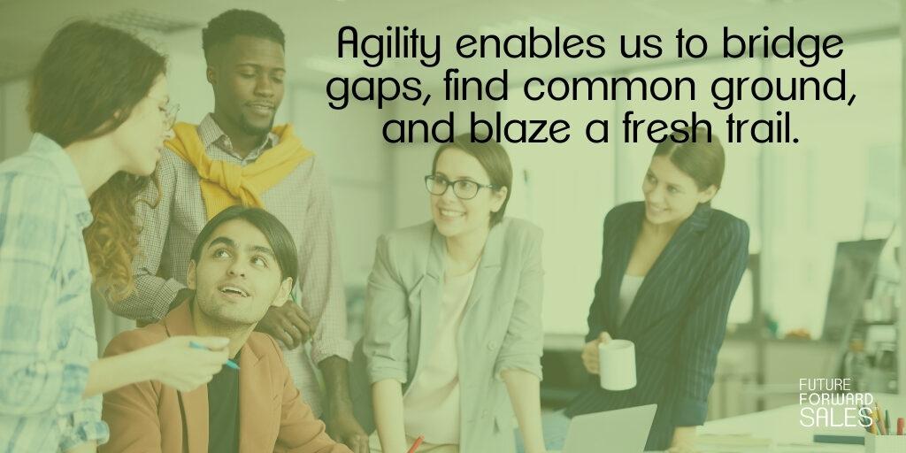 FFS Blog - 3 Practical Skills - Agility