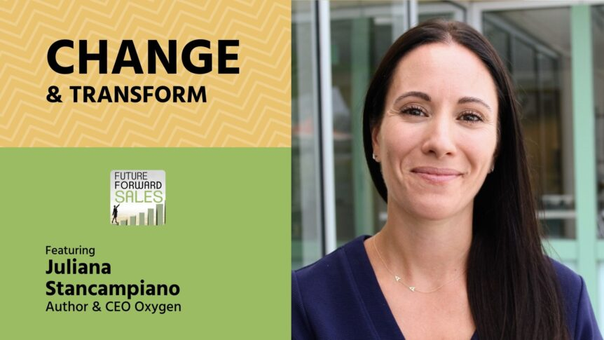 Change & Transformation with Juliana Stancampiano